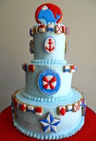 Nautical-Themed-Baby-Shower-Cakes-Ideas