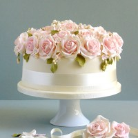 one-tier-wedding-cakes-18
